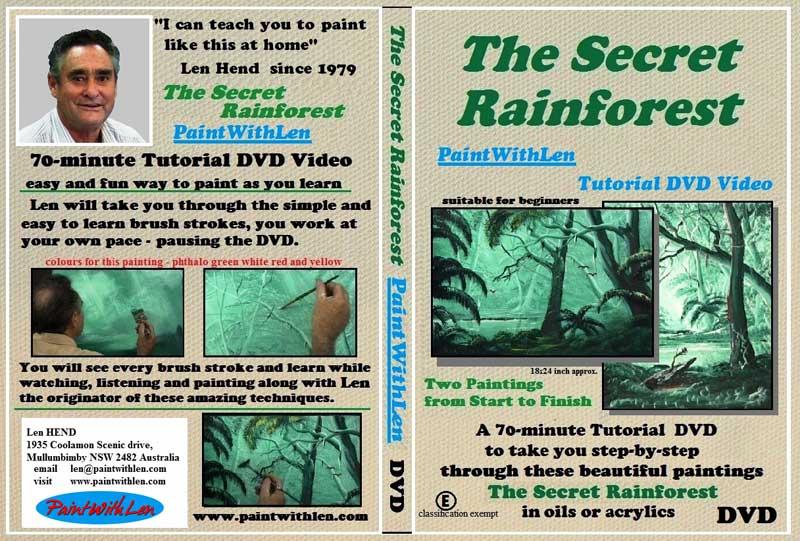 Paint-a-Rain-Forest