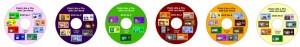 discs 1 to 6