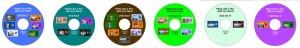 discs 7 to 12