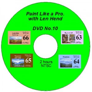 This lesson is available on DVD No.10