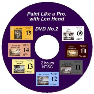 You can enjoy this lesson on DVD