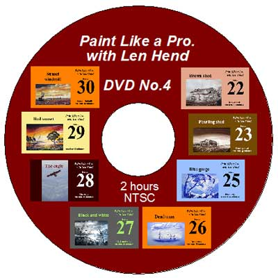 Painting dvd no.4
