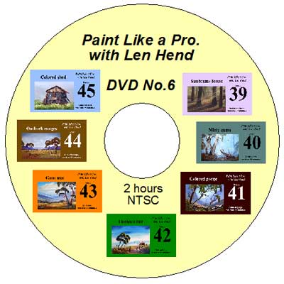 painting DVD no.6