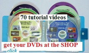 Painting dvd sales