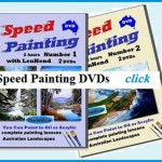 Dvds for painting